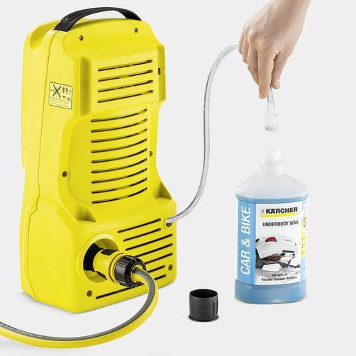 Мощность, достаточная для очистки