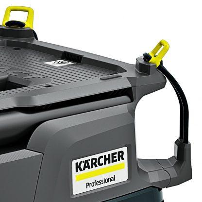 Пылесос для сухой и влажной уборки NT 30/1 Ap L - Karcher - https://karchershop.kz