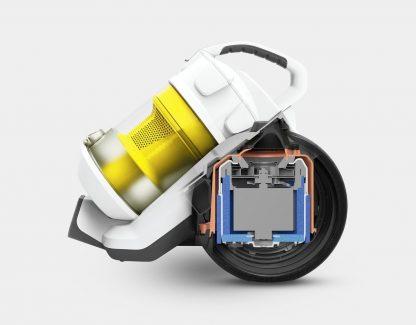 Пылесос сухой уборки VC 3 Premium - Karcher - https://karchershop.kz
