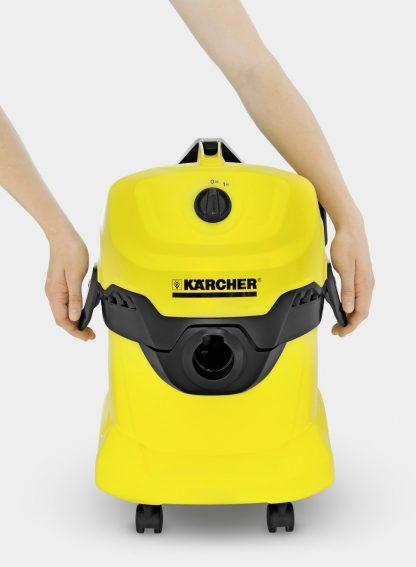 Хозяйственный пылесос Karcher WD 4 - Karcher - https://karchershop.kz