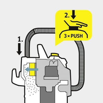 Хозяйственный пылесос Karcher WD 5 - Karcher - https://karchershop.kz