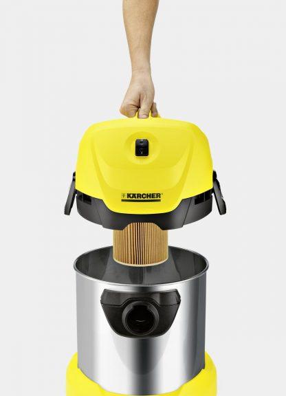 Хозяйственный пылесос Karcher WD 3 Premium