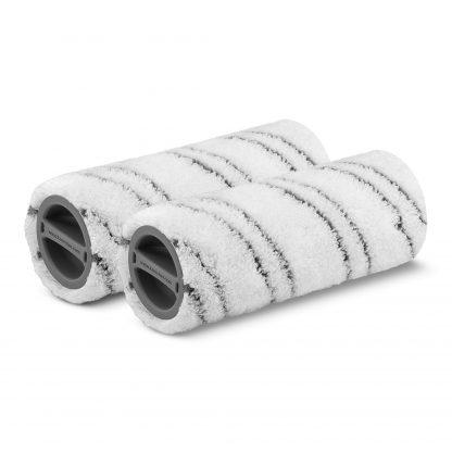 Комплект серых роликовых щеток