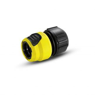 Универсальный коннектор с аквастопом Plus - Karcher - https://karchershop.kz