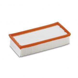 Плоский складчатый фильтр, из полиэфирного шелка - Karcher - https://karchershop.kz