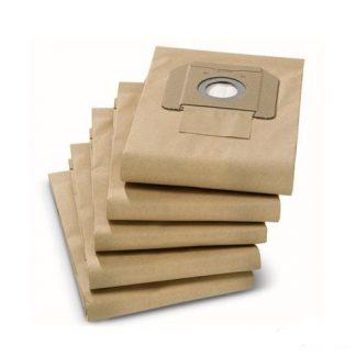 Фильтр-мешки бумажные для NT 65/2, NT 72/2 - Karcher - https://karchershop.kz