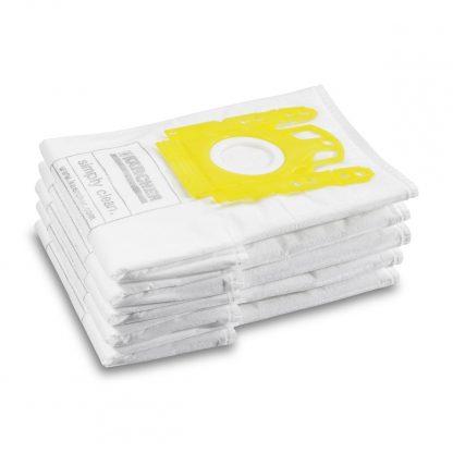 Фильтр-мешки из нетканого материала, 5 шт на vc 6