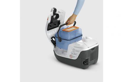 Пылесос с аквафильтром DS 6 Premium Mediclean