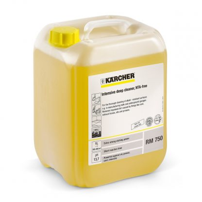 Интенсивное средство для глубокой очистки RM 750, 10 л