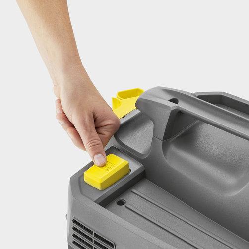 Полуавтоматическая очистка фильтра