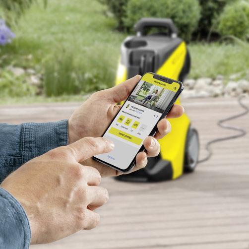 Bluetooth соединение через мобильное приложение H&G