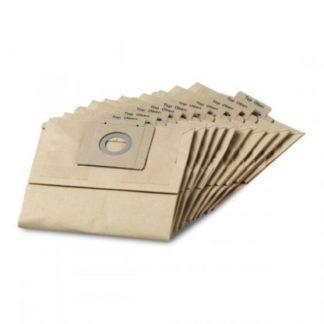 Бумажные фильтр-мешки (10 шт) для NT 38/1 Me Classic - Karcher - https://karchershop.kz