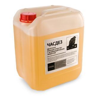 K-parts Щелочное моющее средство с дезинфицирующим эффектом, 5 л - Karcher - https://karchershop.kz